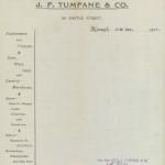 1918 GC J F Tumpane