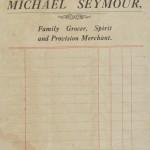 1920 GC Michael Seymour Borrisokane