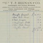 1920s GC TP Heenan Borrisokane