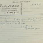 1922 GC Malachy McKenna Borrisokane