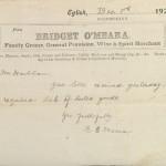 1923 GC Bridget O'Meara Borrisokane
