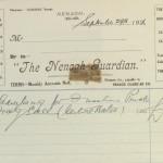 1926 GC Nenagh Guardian