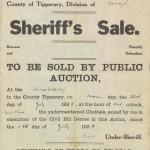 1929 GC Sheriff's Sale Templederry