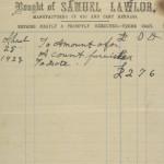 1930 GC Samuel Lawlor