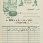 1932 GC J Kelly Templemore