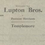 1938 GC Lupton Bros Templemore