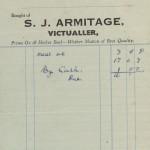 1947 GC S.J. Armitage Borrosikane