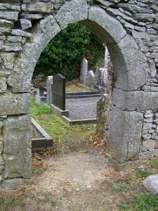 Ballycahill graveyard