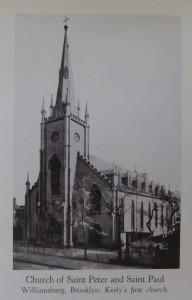 Patrick keely church