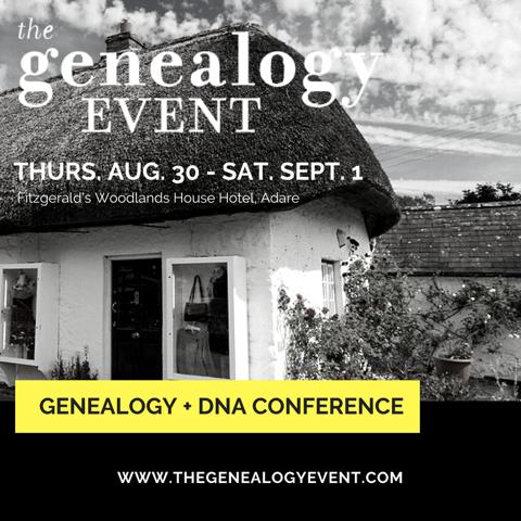 Genealogy Event, Adare