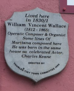 1 Thurles plaque