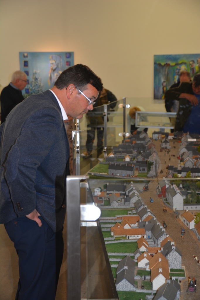 Launch Of Thurles Town 1850 Model