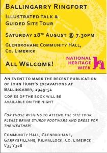 ballinagarry heritage week 1.JPG
