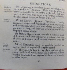 Great southern detonators