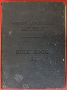 Great southern rule book