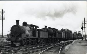 freight train,
