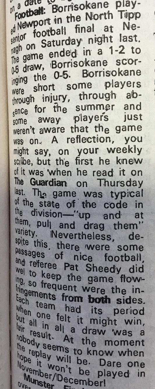 1988 North football final