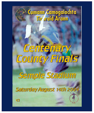 Sport Cover 2004 Camogie