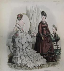 1860 fashions