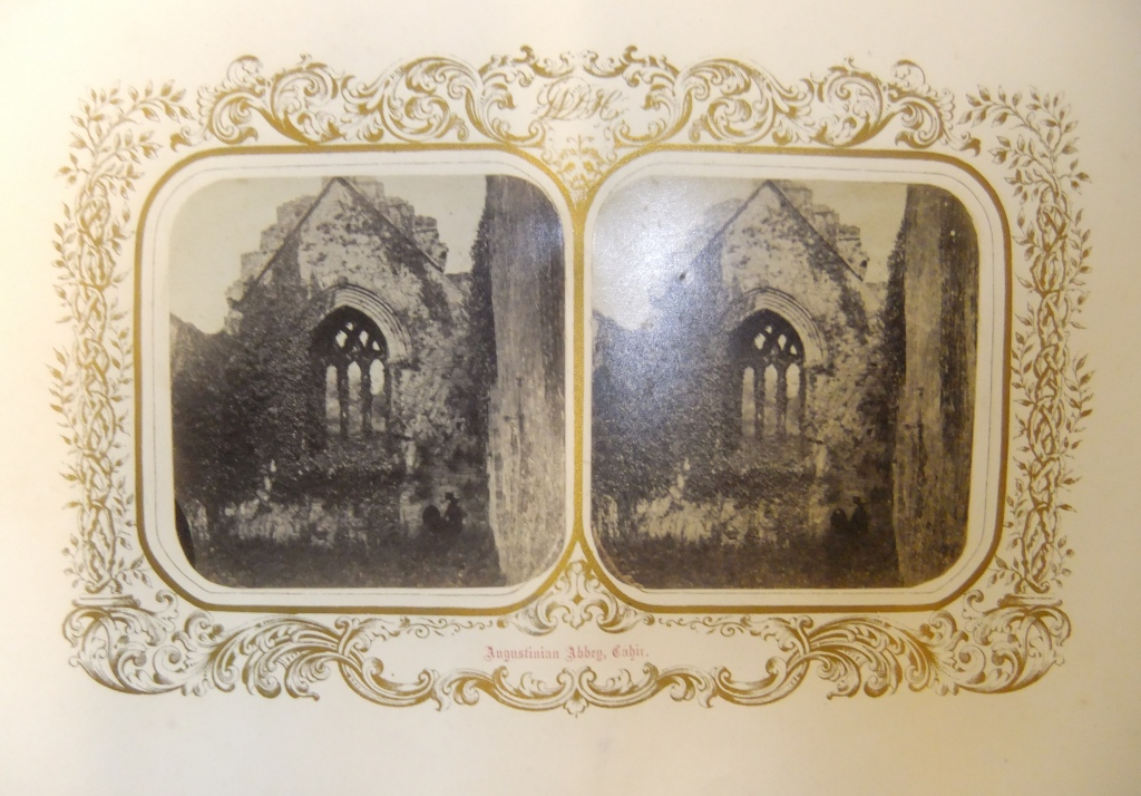 Stereoscopic Images Of Clonmel And Surroundings