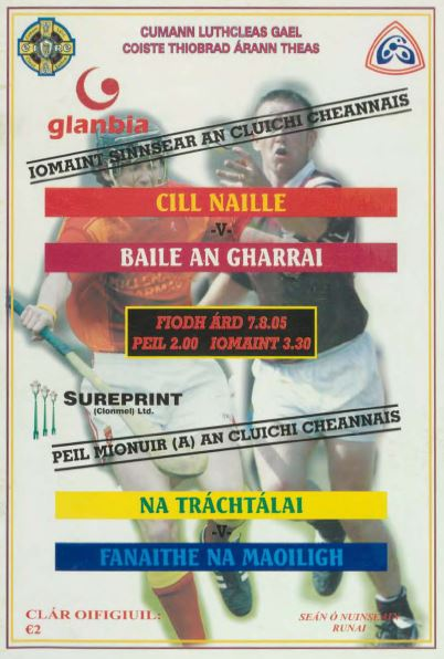 2005 South Tipperary Senior Hurling Final