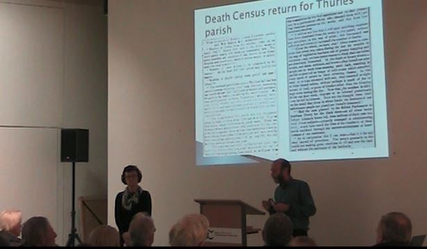 The Death Census Of 1847 -lecture By Brian Gurrin