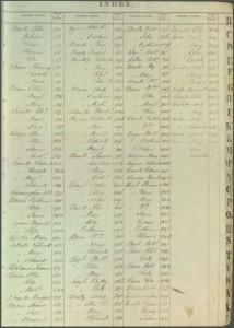cashel indoor index