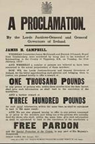 Soloheadbeg Ambush; A Centenary Perspective