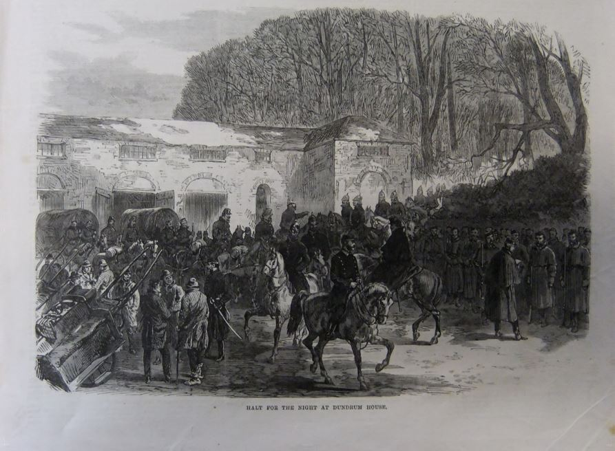 Hunting The Fenians 1867