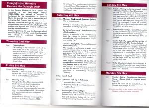 programme thomas mcdonagh