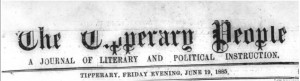 tipperary people 1885