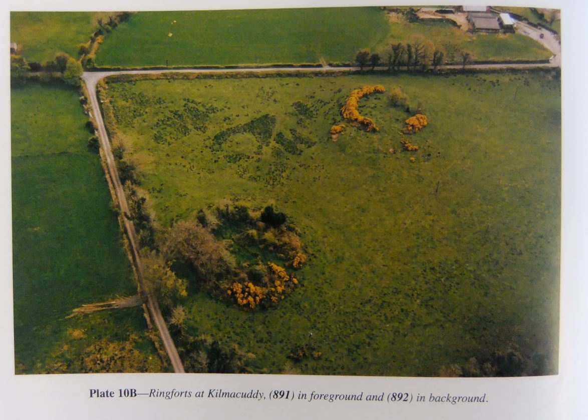 Ring Forts In North Tipperary