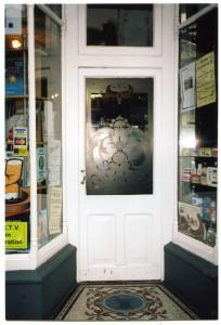 15. Sammons Door