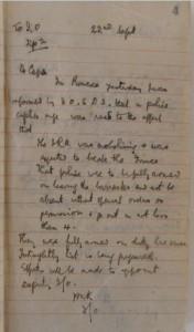 Ira notebook page 1