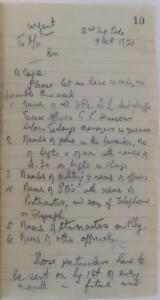 Ira notebook page 10