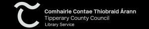 TipperaryCC.Logo.Black.Invert Library100c