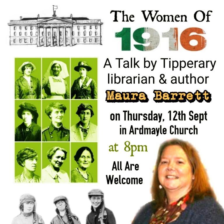 Ardmayle Historical Society Talk