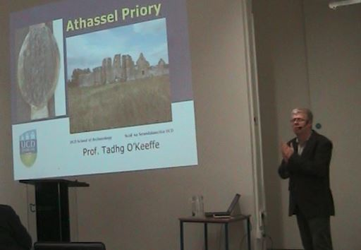 Dr Tadhg O'Keeffe And Athassel Priory