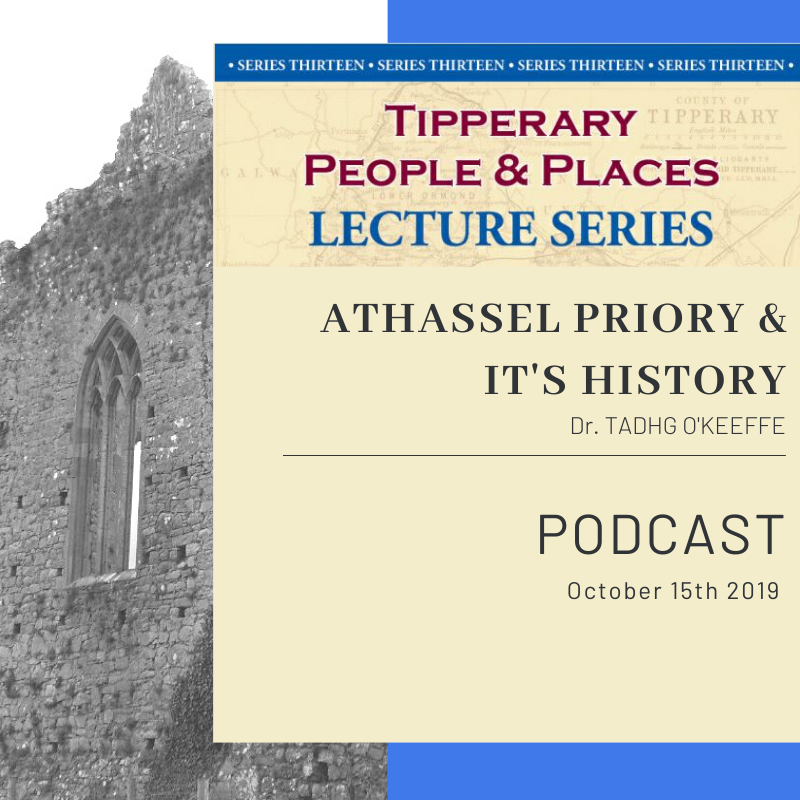 Atlassel Abbey Podcast Now Available