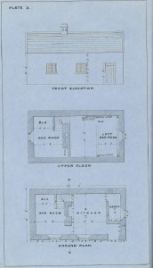 labourers cottages plan