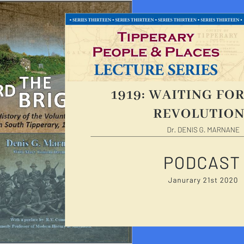 Podcast: 1919, Waiting For Revolution