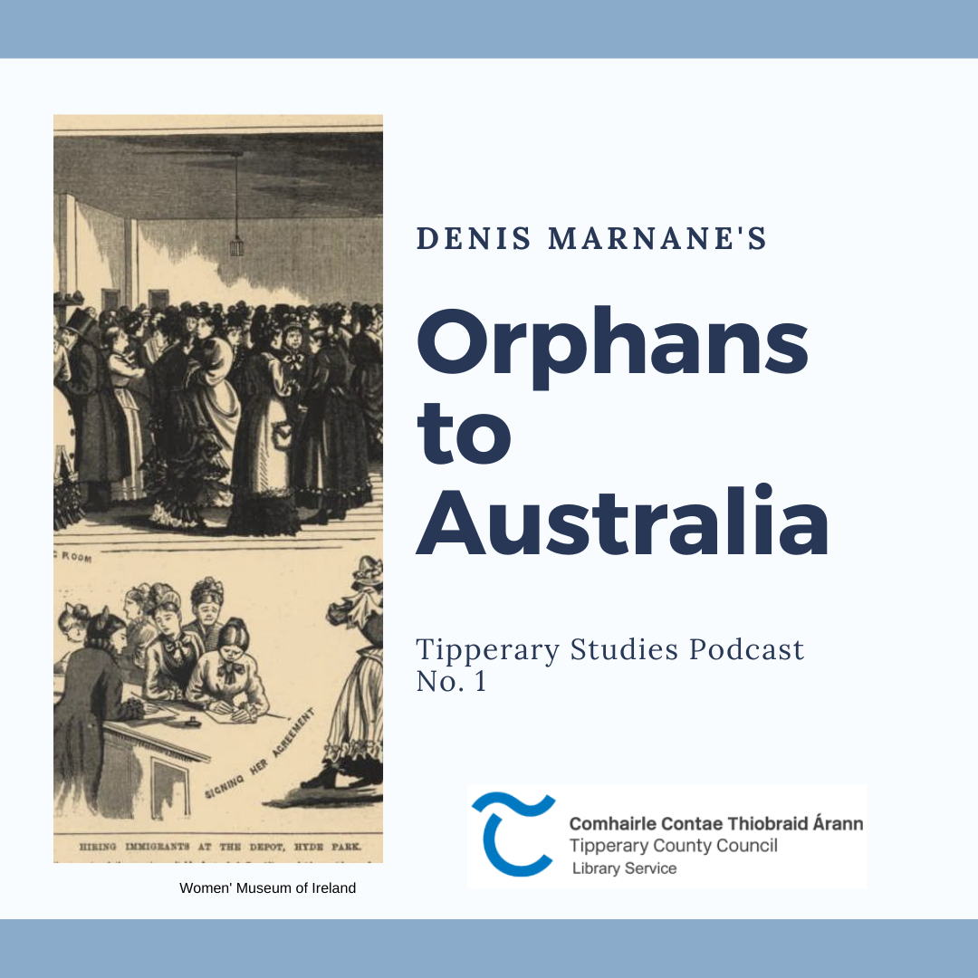 Orphans To Australia Podcast