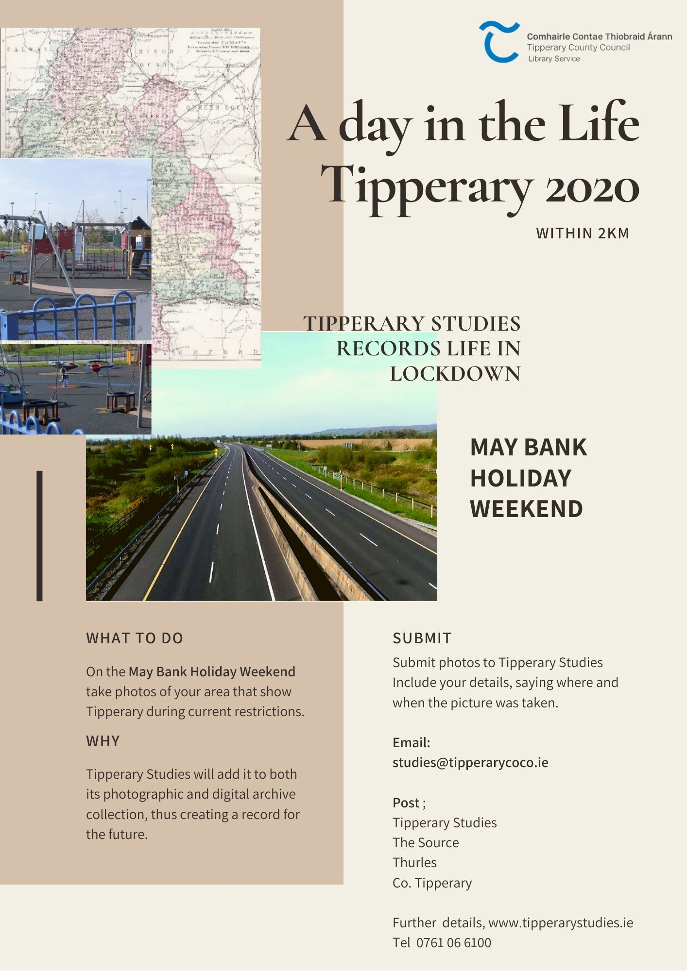 A Day In The Life: Tipperary 2020 Within 2km