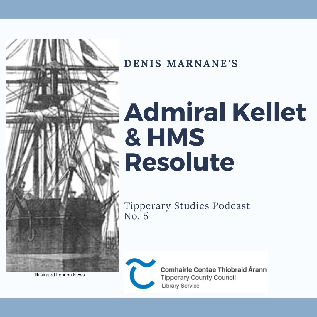 Admiral Kellet And HMS Resolute
