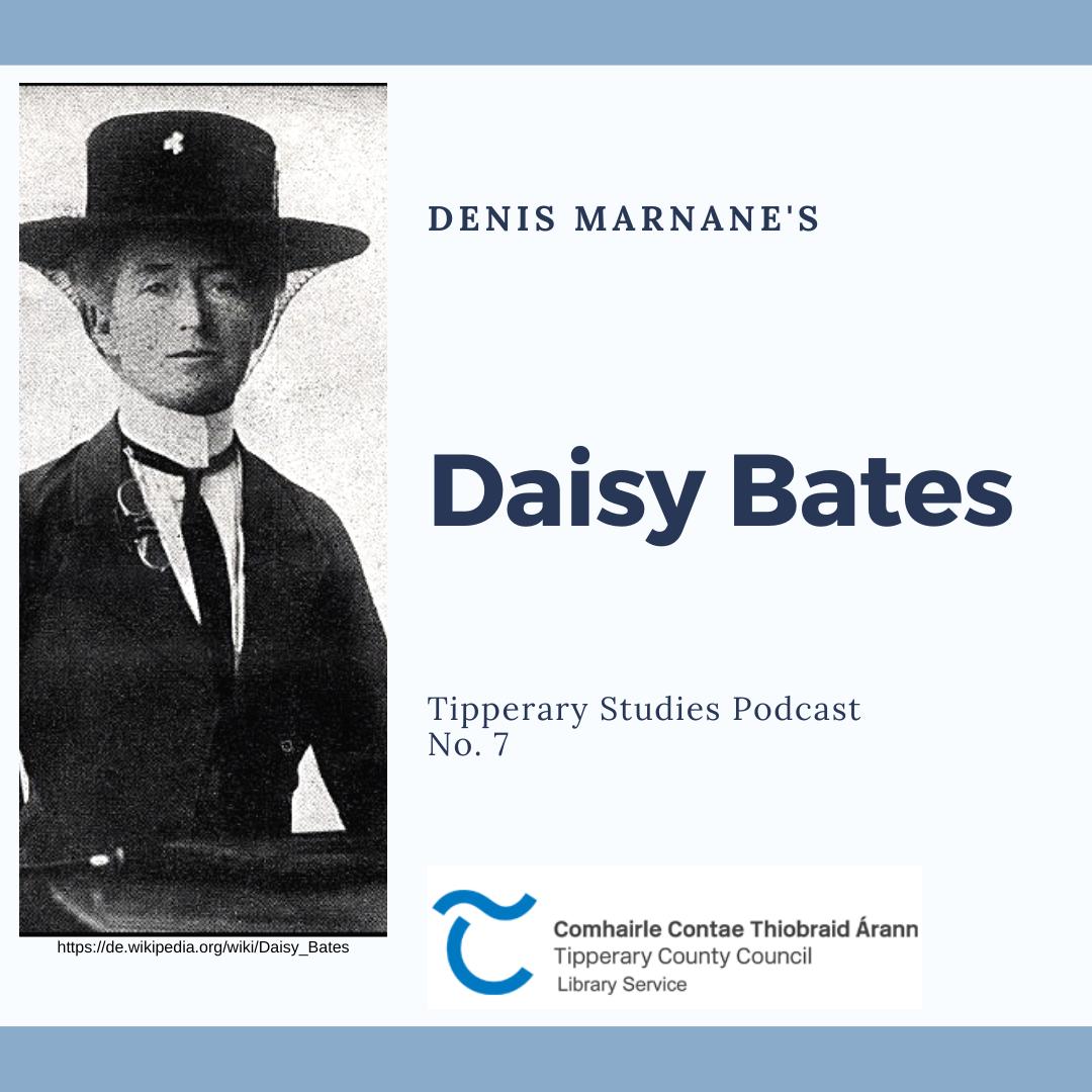 Daisy Bates Podcast