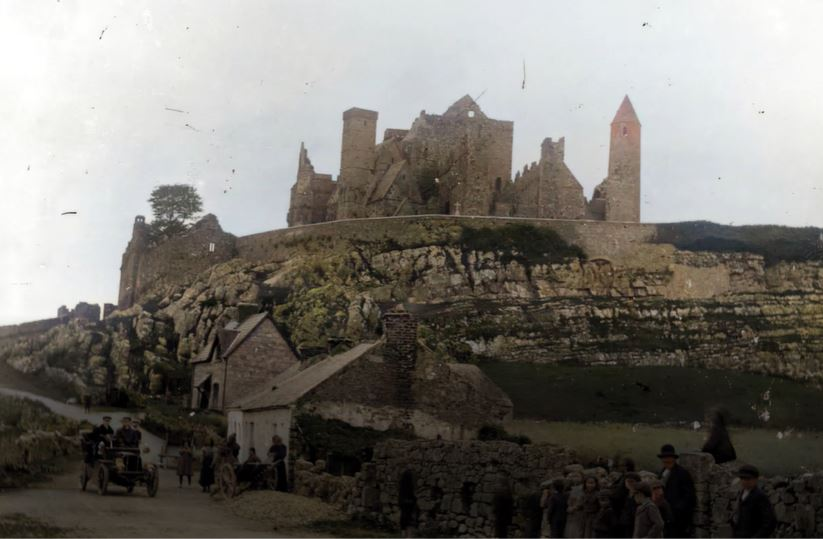 Archives Snapshot: The Rock Of Cashel