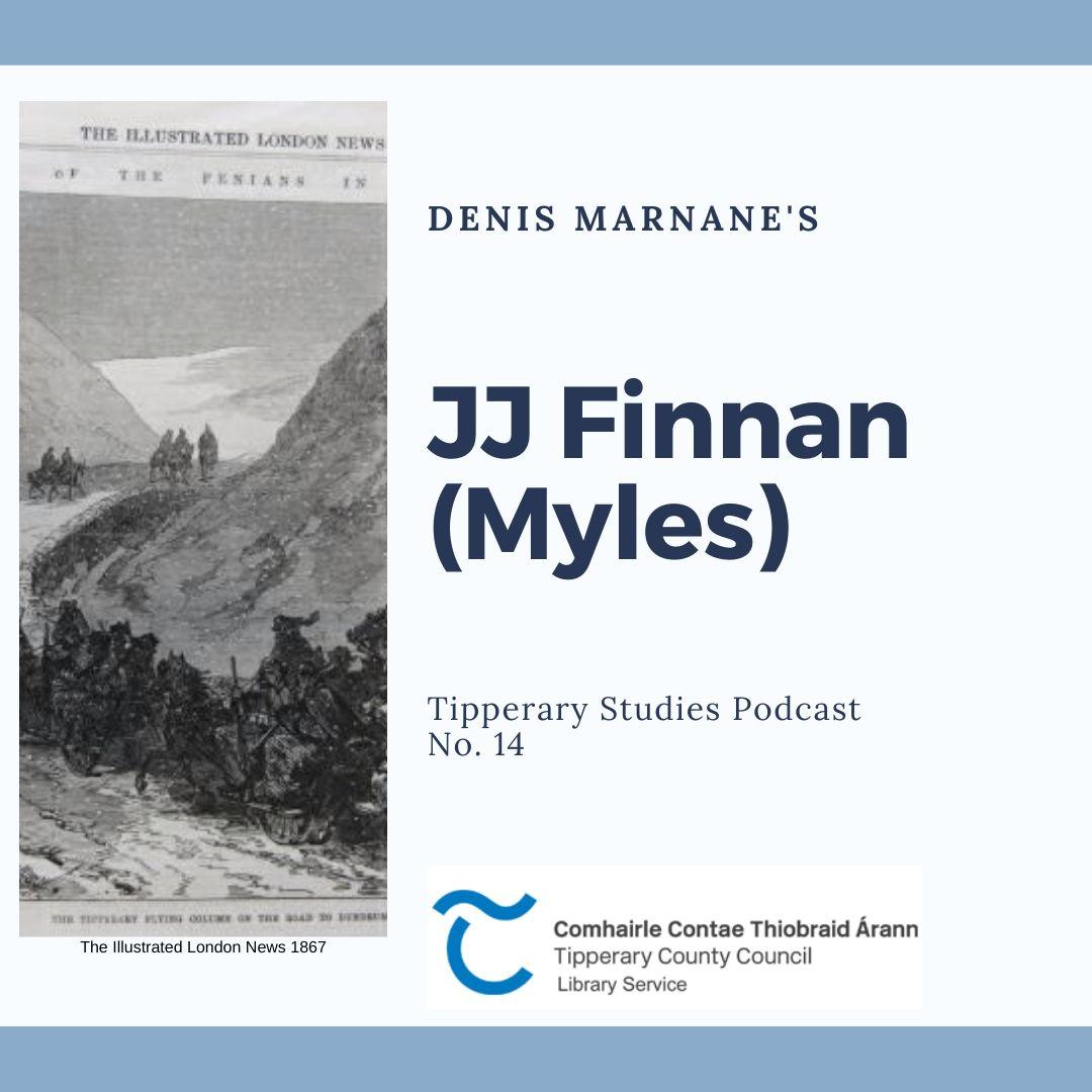 JJ Finnan (Myles) Podcast 14