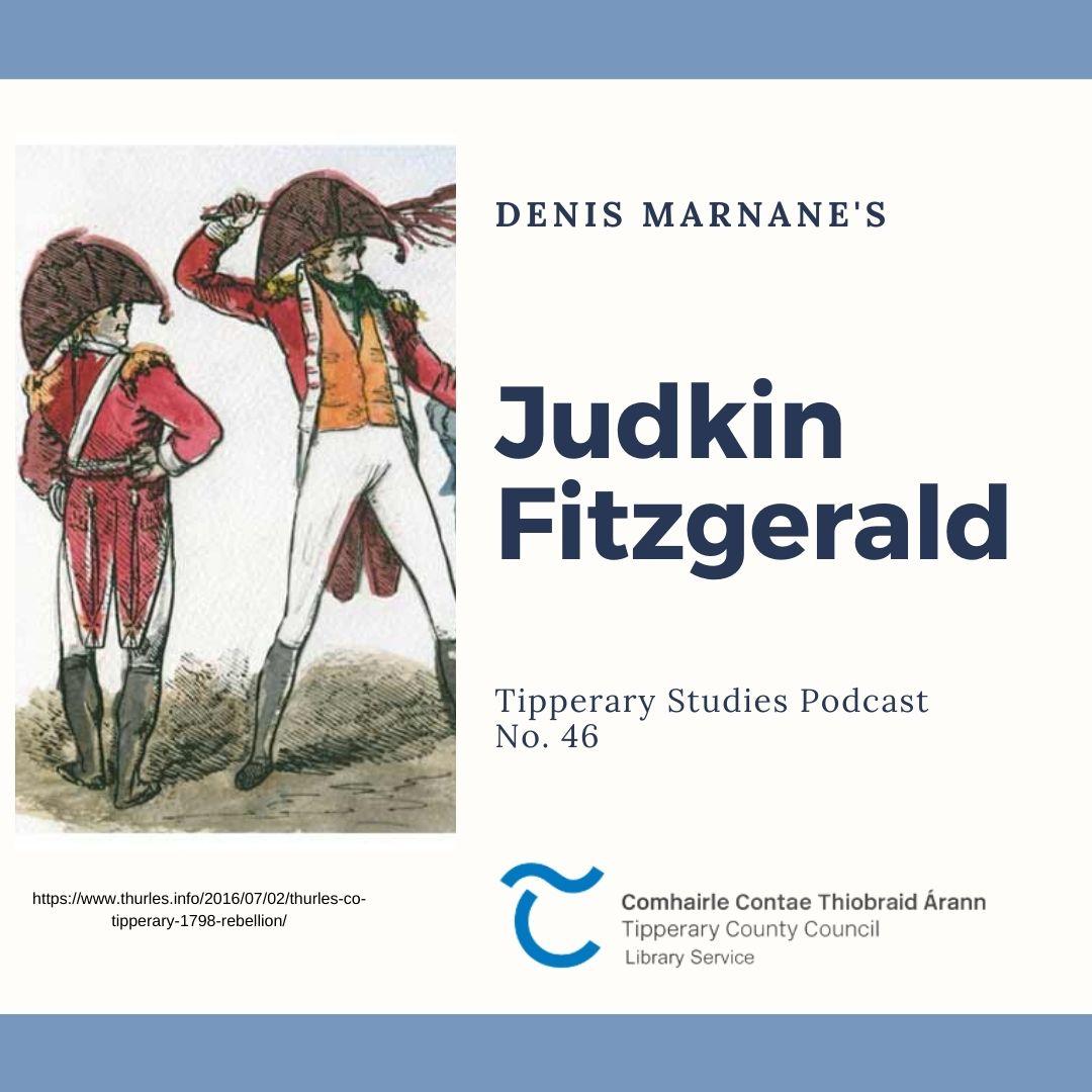 Podcast 46; Judkin Fitzgerald
