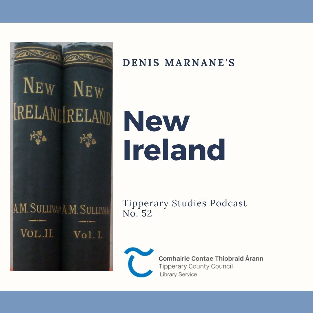 Podcast 52: New Ireland