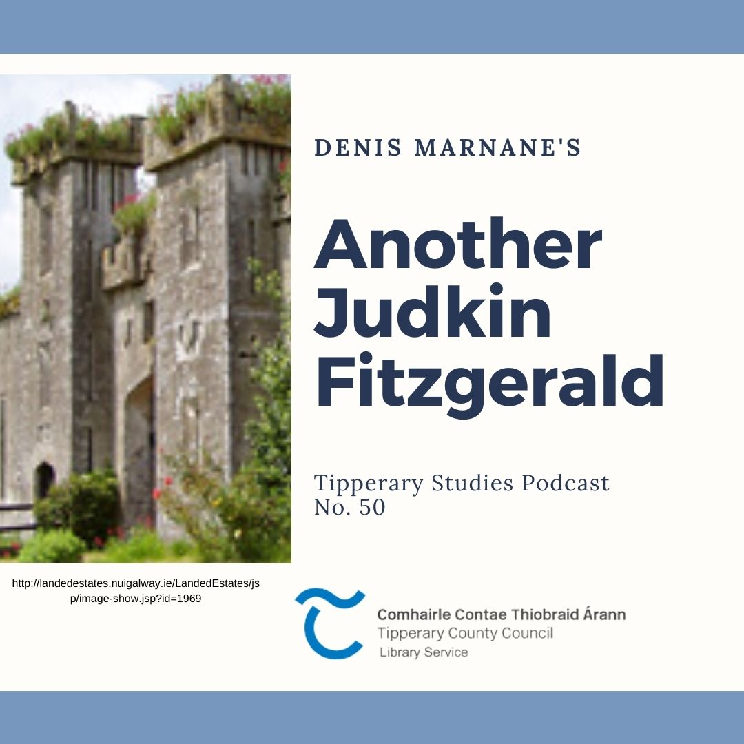 Podcast 50; Another Judkin Fitzgerald